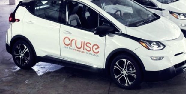 DoorDash and GM's Cruise