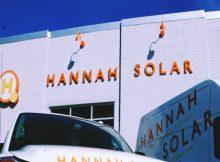 Hannah Solar partners with Eguana Technologies on energy storage