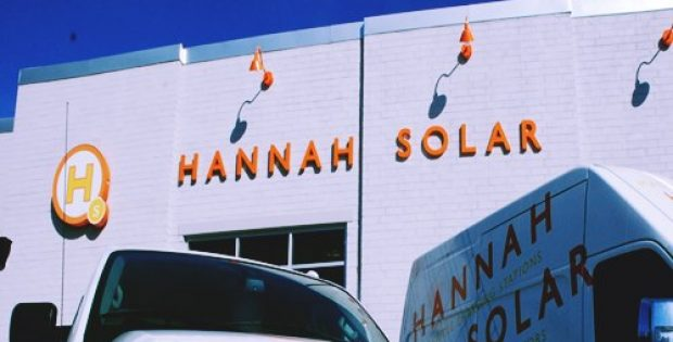 Hannah Solar partners with Eguana Technologies on energy storage