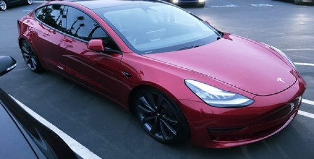Tesla Model 3 receives official RDW approval for delivery in Europe