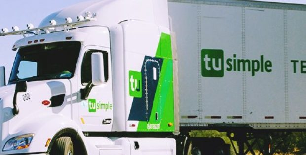 TuSimple autonomous trucking program