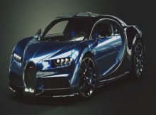 Bugatti's La Voiture Noire to become the world's most expensive car