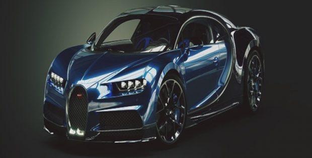 Bugatti's La Voiture Noire to become the world's most expensive car